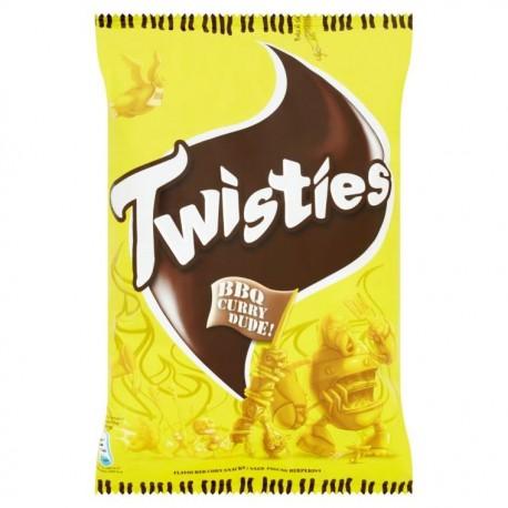Twisties Corn Snacks 15g x 30s - BBQ Curry Dude!
