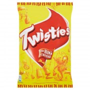 Twisties Corn Snacks 15g x 30s - The Big Cheese