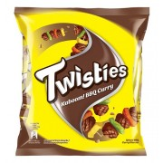 Twisties Corn Sanck Multi-pack 8x15g - Kaboom! BBQ Curry