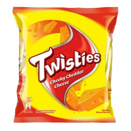 Twisties Chips Multi-pack 8x15g - Big Cheese