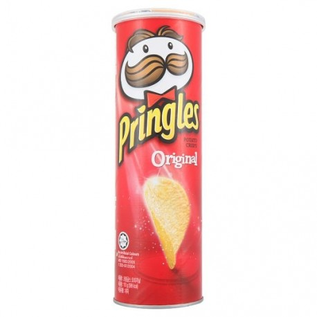 Pringles Potato Crisps Original 110g
