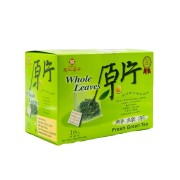 Ten Ren Fresh Green Tea Whole Leaves 18s Teabags