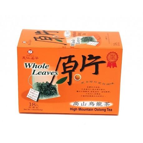 Ten Ren High Mountain Oolong Tea 3gx18s Teabags