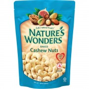 Nature's Wonders 150g - Baked Cashew Nuts