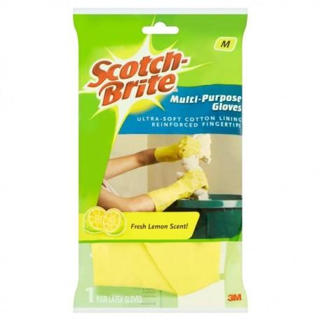 3M Scotch-Brite Multipurpose Glove Size-M