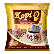 Aik Cheong Kopi-O Coffee Mixture Bags 18gx12s - Strong