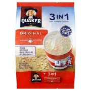 Quaker 3in1 Oat Cereal Drink 28gx15s - Original