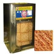 Hup Seng Hi-Fibre Wholemeal Crackers 3.5Kg (Bulk Tin)