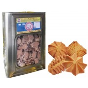 Hup Seng Naturell Butter Cookies 4.2Kg (Bulk Tin)