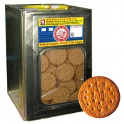 Hup Seng Coffee Marie Biscuits 3.5Kg (Bulk Tin)