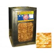 Hup Seng Naiyu Soda Biscuits 3.3Kg (Bulk Tin)