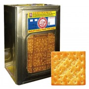 Hup Seng Cream Crackers Istimewa 3.5Kg (Bulk Tin)