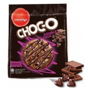 Munchy's Choc-O Double Chocolate Chip Cookies 235g (10's)