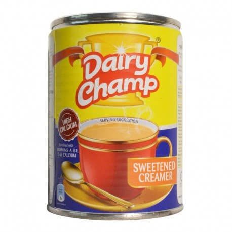 Dairy Champ Sweetened Creamer 500g - High Calcium