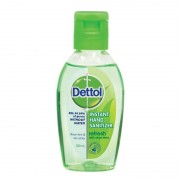 Dettol Instant Hand Sanitizer Refresh with Aloe Vera 50ml