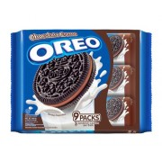 KRAFT OREO Sandwich Cookies 9x29.4g - Chocolate