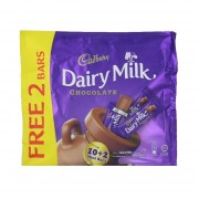 Cadbury Dairy Milk Chocolates 15g x 10 Mini bars