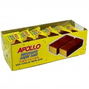Apollo Layer Cake 18g x24s - Chocolate