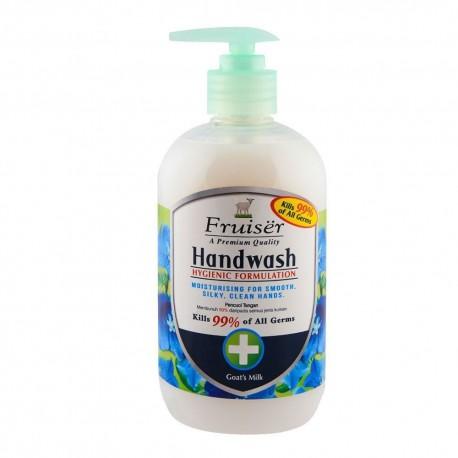 Fruiser Moisturising Handwash 500ml - Goat's Milk