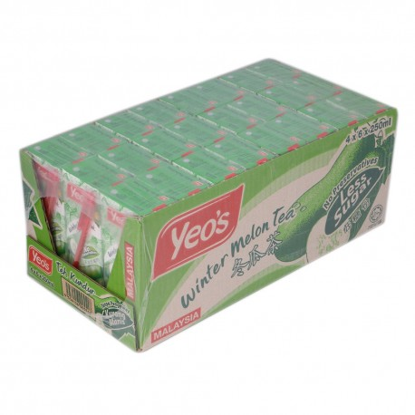 Yeo's Winter Melon Drink 250ml x 24
