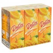 DELITE Mango Drink 4x6x250ml (Tetra)
