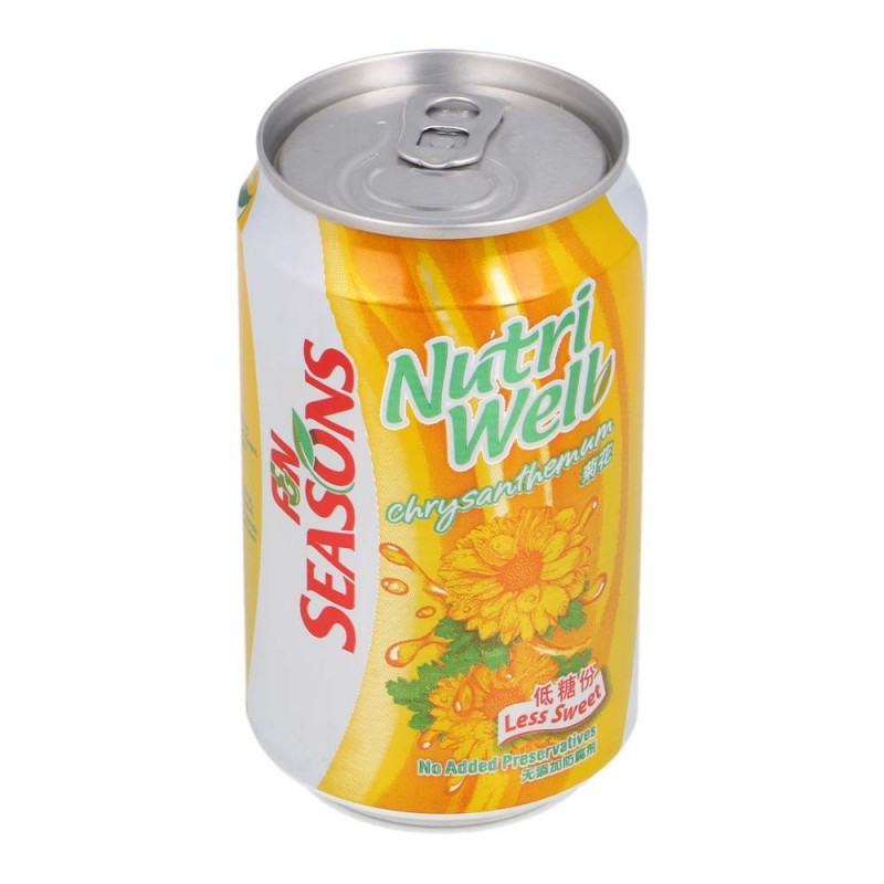 F Amp N Seasons Nutriwell Chrysanthemum Drink