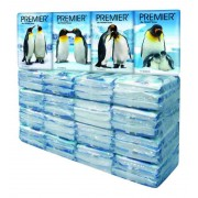 PREMIER 2Ply Pocket Tissue 5x12x11s