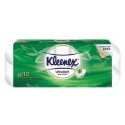 Kleenex 3ply Toilet Tissue Ultrasoft 10s - Aloe Vera