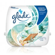Glade Scented Gel Ocean Escape 180g