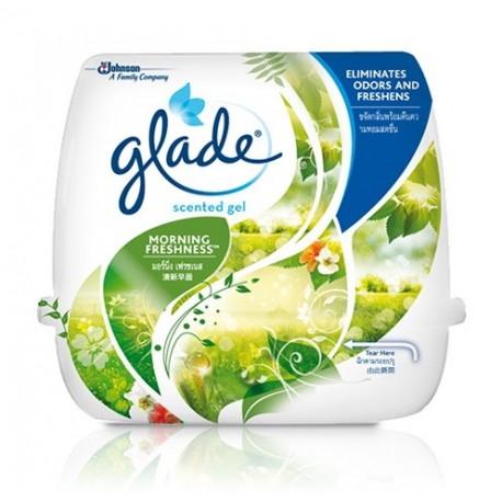 Glade Morning Freshness Scented Gel 200g