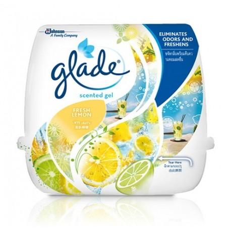 Glade Scented Gel Lemon 180g