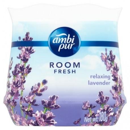 Ambi Pur Gel Fresh 180g - Relaxing Lavender