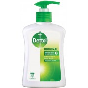 Dettol Antibacterial Hand Soap 250ml - Original