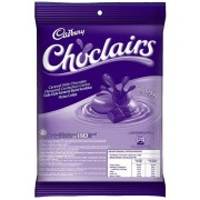 Cadbury Choclairs Caramel Candy Refill Pack 180pcs - Original