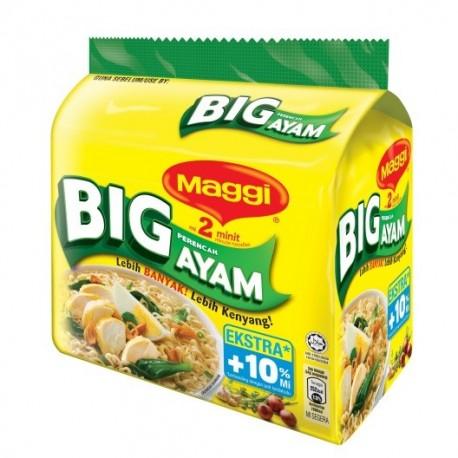 Maggi 2-minute Noodles Chicken (BIG) 5x108g