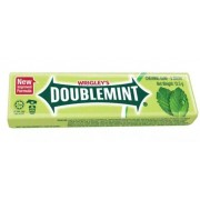 Wrigley's Doublemint Chewing Gum 13.5g - 5 sticks