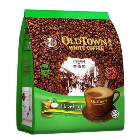 Old Town White Coffee 3in1 Hazelnut 38g x 15