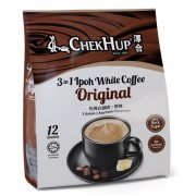 CHEKHUP 3in1 Ipoh White Coffee - Original 40g x 12