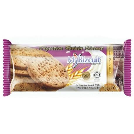 MyBizcuit Digestives Raisin Biscuit 250g