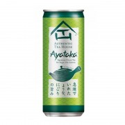 Authentic Tea House Ayataka Japanese Green Tea 300ml x 12 Can