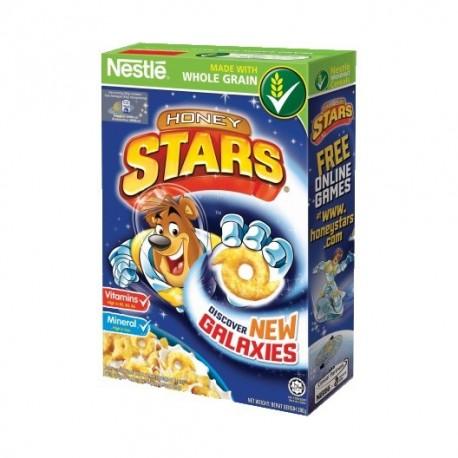 Nestle Honey Stars Cereal 330g