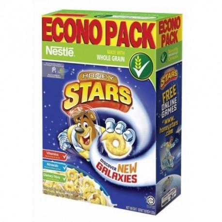 Nestle Honey Stars Cereal 500g Econopack