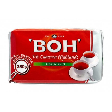 BOH Cameron Highlands Tea Leaves 250g