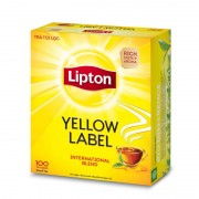 Lipton Yellow Label Black Tea 2g x 100 Tea Bags