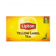 Lipton Yellow Label Black Tea 2g x 50 Tea Bags