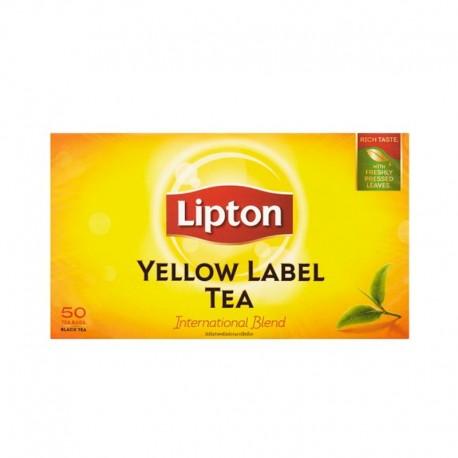 Lipton Yellow Label Black Tea 2g x 50 Tea Bags