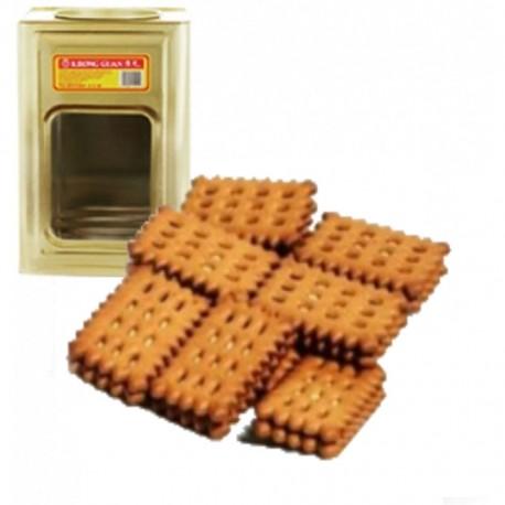 Khong Guan Tiramisu Cream Biscuits 4.0Kg (Bulk Tin)