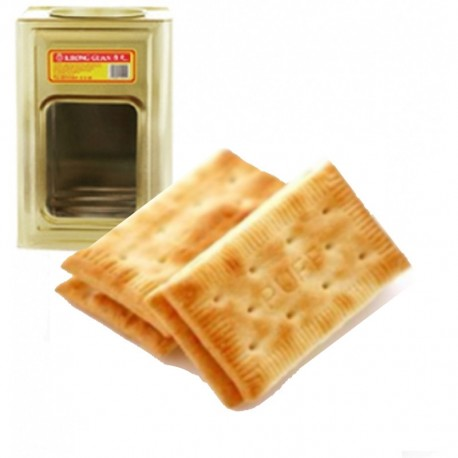Khong Guan Lemon Puff Biscuit 4.5Kg (Bulk Tin)