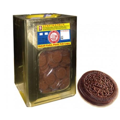 Hup Seng Chocolate Fudge 5.0Kg (Bulk Tin)