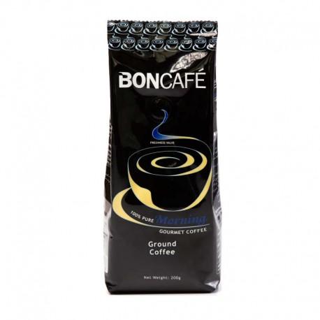 BONCAFE 100% Pure Morning Gourmet Coffee 200g - Powder